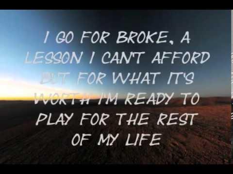 Ludacris - Rest Of My Life - Lyrics