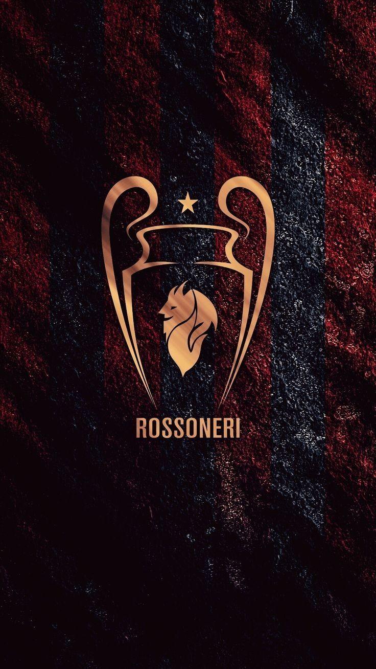 Ac Milan Wallpaper Sepak Bola Olahraga Desain