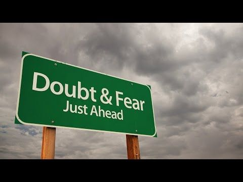 how to trust yourself - self-doubt -  burn away your self doubt and trus...