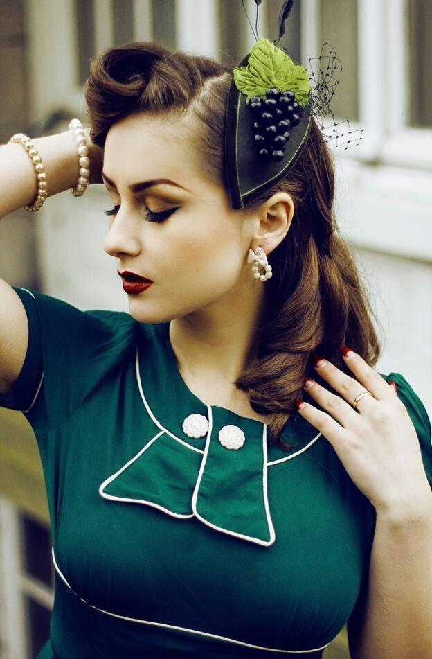 vintage hairstyles for short hair - Vintage Hairstyles ...