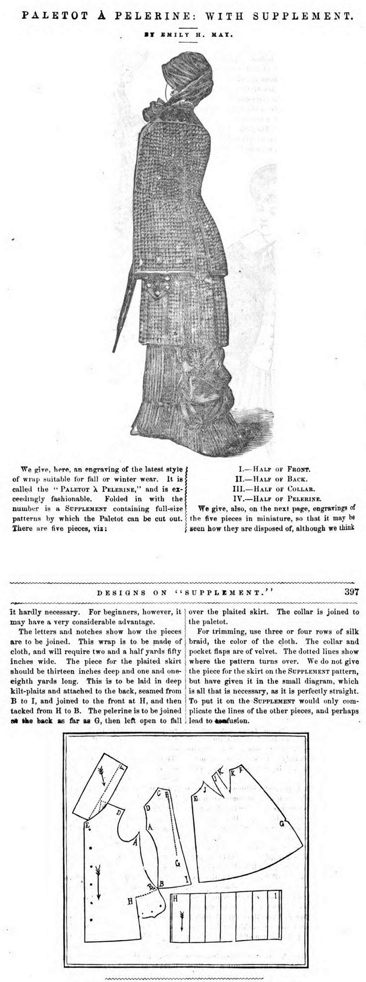 Peterson's Magazine 1882