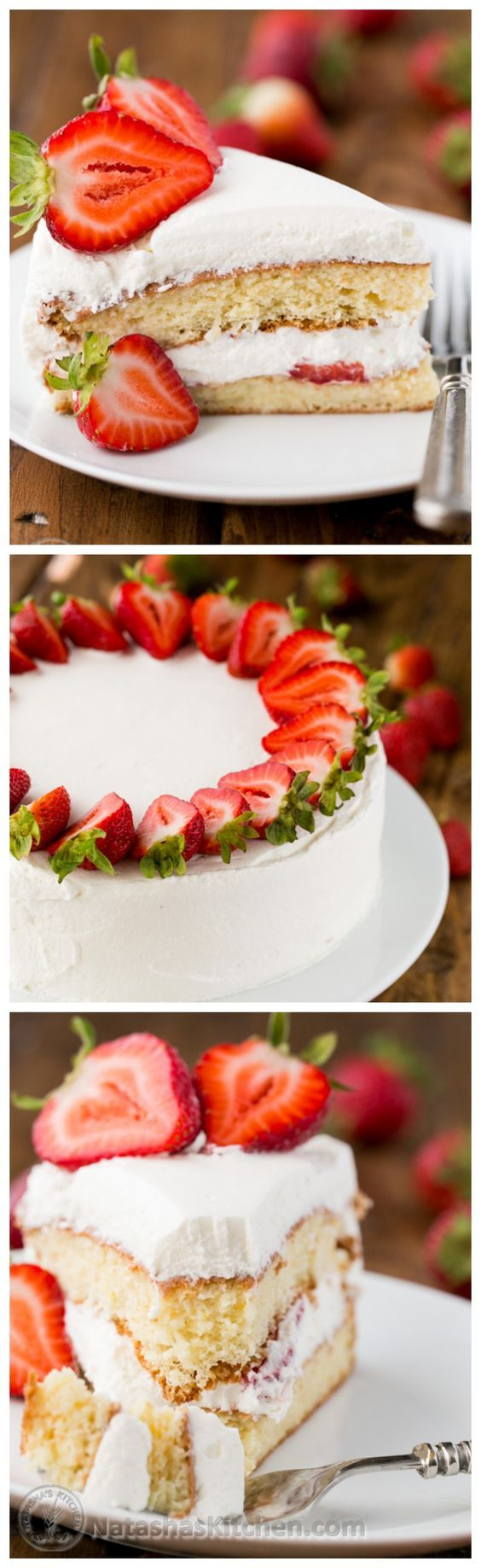 The famous tres leches cake is now a layered cake; perfect for any special occasion.