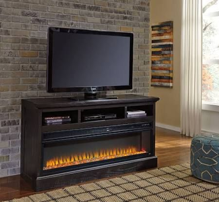 www.ashleyfurniture.com fireplace - Google Search