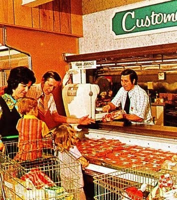 Publix 1972....still have great customer service!