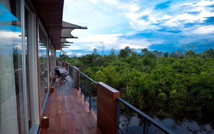 Peruvian Amazon Cruise
