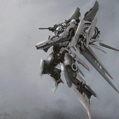 Sci Fi, Cyberpunk, Futuristic, Robot, Android, Humanoid, Cyborg, Mech, Armor, Concept Art