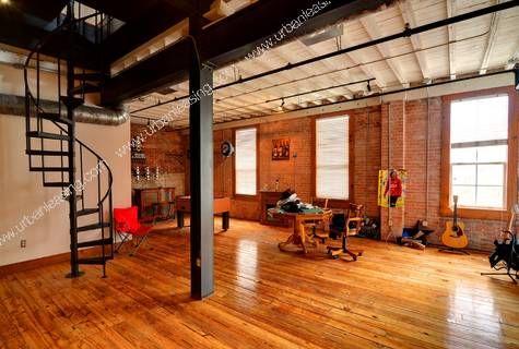 Lofts Arts Distr Warehouse Hardwoods I 10 Downtown