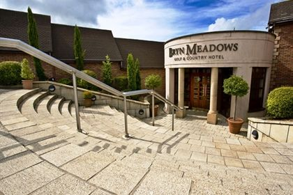 Bryn Meadows Golf Hotel & Spa, Caerphilly, Cardiff
