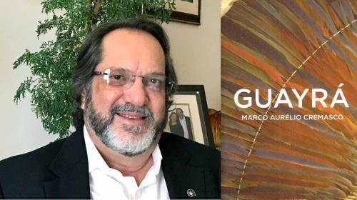 'Guayrá', romance histórico de Marco Aurélio Cremasco, reconstrói o Paraná do século 17 mergulhado em conflitos entre espanhóis, portugueses, jesuítas e indígenas