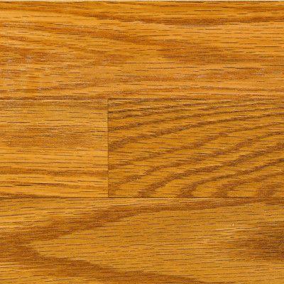 Light honey wood floor