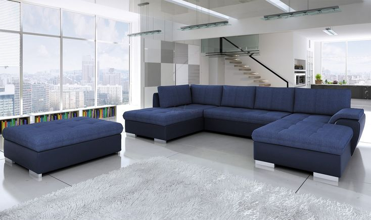 Canapé d'angle convertible TOKIO