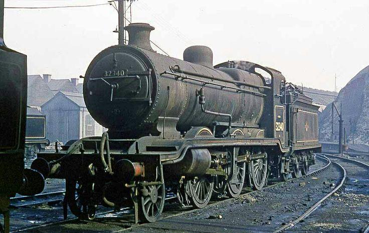 BR (Southern) (LB&SCR)  Billington K class  2-6-0