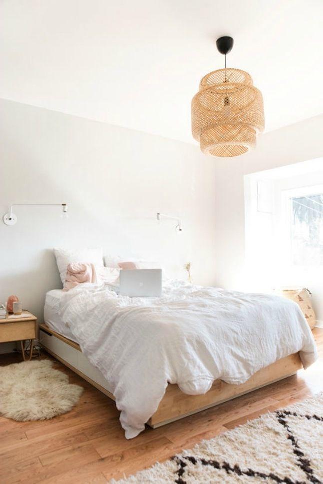 Einfache Dekoration Und Mobel Schlafzimmer Einrichtungstipps Fuer Allergiker #18: Zimmer Einrichten Mit IKEA Möbeln: Die 50 Besten Ideen