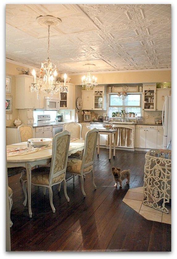 80 best shabby chic images on pinterest home ideas - Cocinas estilo shabby chic ...