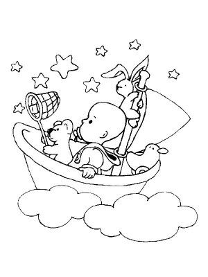 babies coloring page 47