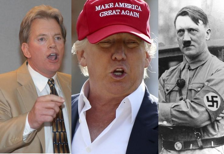 KKK Leader David Duke: Trump Will Make Hitler Great Again