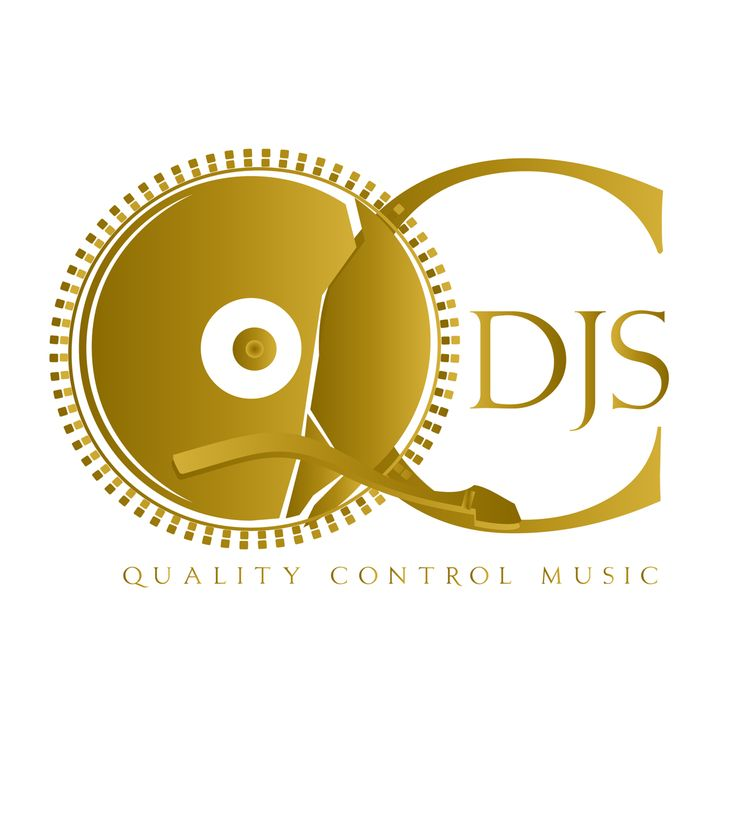 OFFICIALL LOGO FOR QC THE LABEL DJS #QCTHALABEL #QC #KIDGRAPHIC