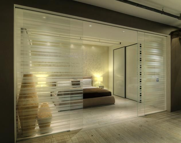 Rolmatic Bi Parting Doors By Klein USA Are Designed Using Synchronized  Bi Parting Glass Doors Sliding Along Glass Sidelights To Divide Noise.