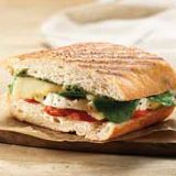 """This really isn't """"baked goods"""" but Panera's website does have recipes.  This is Panera Bread's turkey asiago sandwich.  I love Panera Bread."""