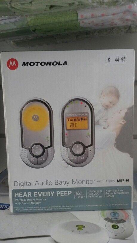 Motorola baby monitor - £44.95
