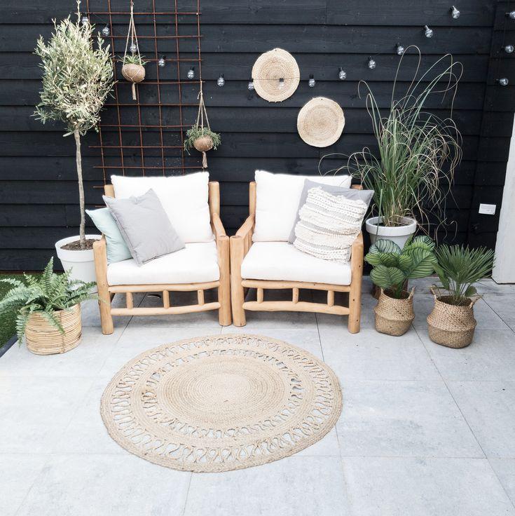 Tuin – Binnenkijken bij interieur_huisjekant
