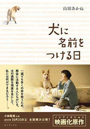 犬本紹介犬に名前をつける日犬猫保護活動家から学ぶこと