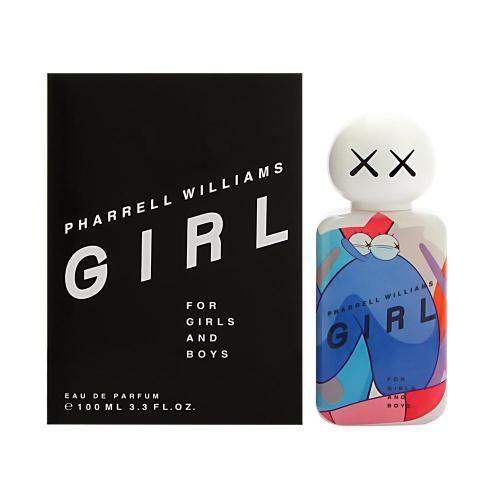 PHARRELL WILLIAMS GIRL 3.3 EDP SP