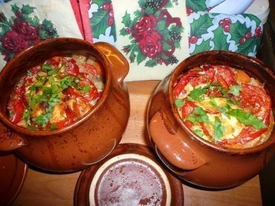 BRAISED PORK POT WITH VEGETABLES / Chief-Cooker