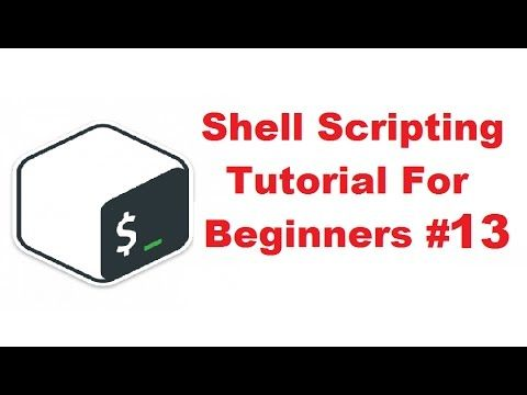 Shell Scripting Tutorial for Beginners 13 - The case statement Example