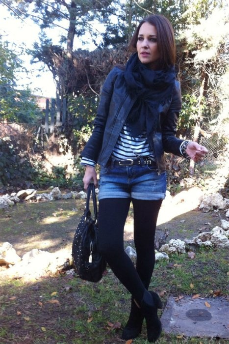 blog paula echevarriaPaula, Shorts Jeans, Hmm Style, Paula Echevarría, Paula Echevarria Invierno, Navy También, Spanish Style, Blog Paula, Clothing