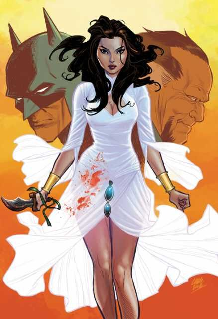 Talia al Ghul (Character) - Comic Vine