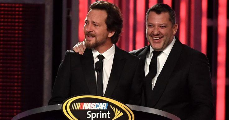 Watch Eddie Vedder Honor Tony Stewart at NASCAR Gala http://www.rollingstone.com/music/news/watch-eddie-vedder-honor-tony-stewart-at-nascar-gala-w453662?utm_source=rss&utm_medium=Sendible&utm_campaign=RSS