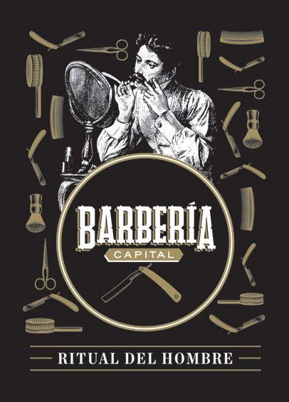 Barberia capital #MexicoCity