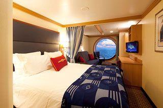 Oceanview Cabin 7012 On Disney Dream Category 8c Disney