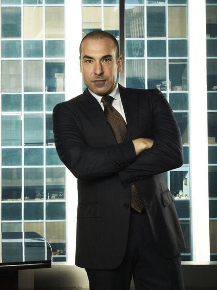 "Rick Hoffman  of ""Suits!"""