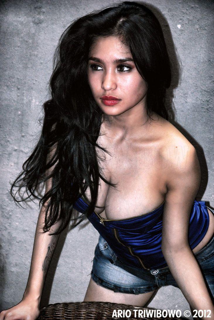 dhemodels indonesia anak abg cantik