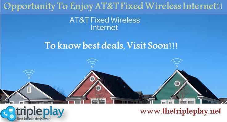 Happy news for all AT&T subscribers!! Don't miss this opportunity to enjoy AT&T fixed wireless internet deals!! To know more, visit : https://www.thetripleplay.net/blog/att-expands-fixed-wireless-internet-services-in-parts-of-georgia/