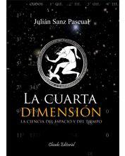 """""""La cuarta dimensión"""" de Julián Sanz Pascual. La cuarta dimensión es un tema de las matemáticas muy controvertido, que originariamente ha sido esotérico. Por otra parte, al espacio se le ha considerado siempre de tres dimensiones, lo mismo que al plano se le ha considerado de dos. Sin embargo, el hecho es que la ecuación de tres cubos no tenga soluciones racionales (teorema de Fermat), mientras que la de cuatro sí las tiene... 511 SAN cua. 18/8/2014"""