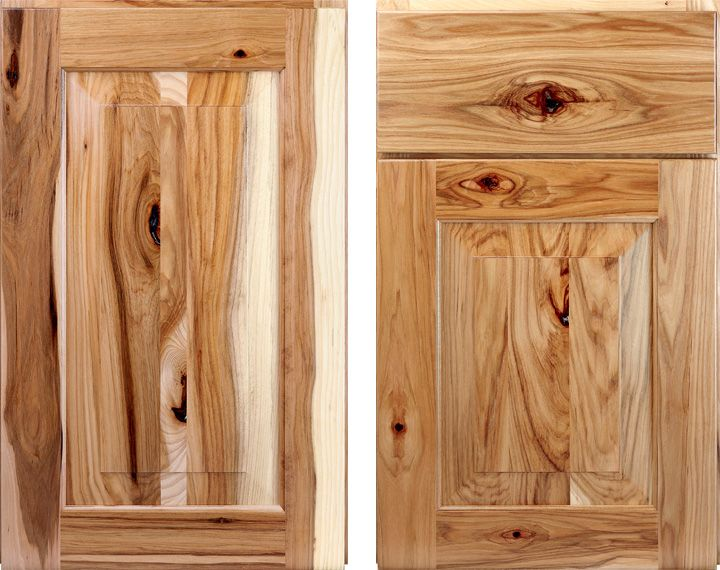 rustic hickory cabinets | Rustic Hickory | Planet Marble Granite & Tile Inc. Love the natural & colorful cabinets