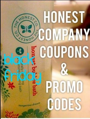 Black Friday Honest Company Coupon & Deal - http://mommysplurge.com/2014/11/black-friday-honest-company-coupon-deal/