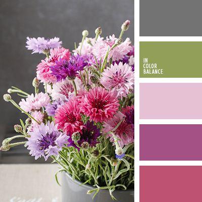 Цветовая палитра №3259