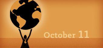 October 11  - International Day of the Girl