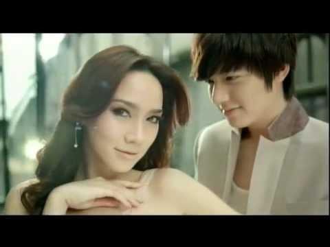 12Plus Shower Cream TVC - Aum Pacharapa & Lee Min Ho