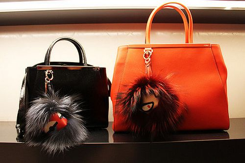 TREND REPORT: FENDI BAG BUGS http://chanelaftercoco.blogspot.com/2014/05/trend-report-fendi-bag-bugs.html