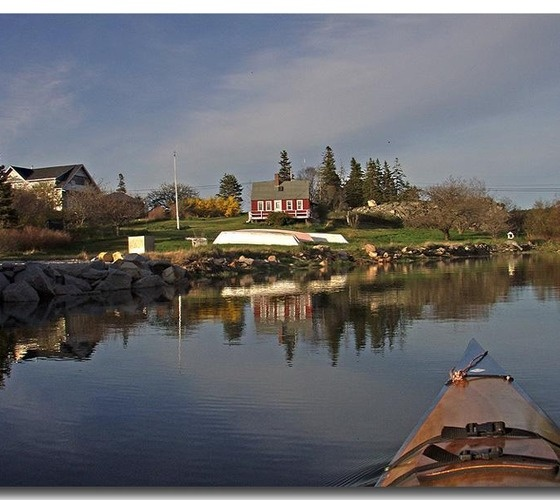 Vinalhaven, ME - my sister has a charming old cottage on the north coast of this beautiful island.  ....a favorite place of mine....