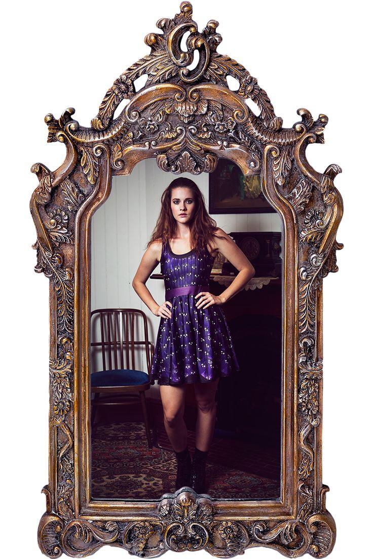 Underworld Skater Dress - $79.00 AUD LIMITED