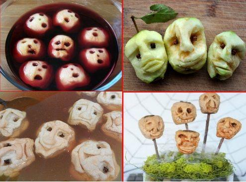 halloween food decoration 1 creative diy halloween food ideas - Halloween Decorations Food