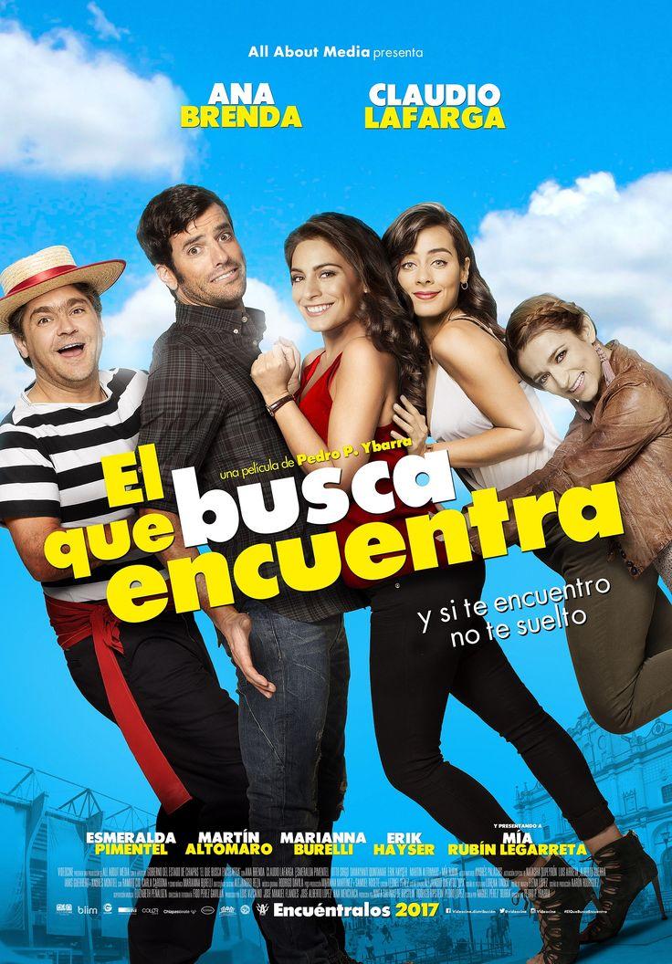 """VIDEOCINE nos presenta una película mexicana, no podemos decir que sea comedia romántica en sí, pero si una historia de amor donde: """"El que busca encuentra""""."""