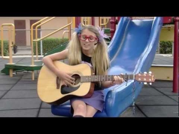 Lia Marie Johnson stars as Doris the Nerd in this music video called Nerds Rule! See more at http://penatalent.com/nerdwars