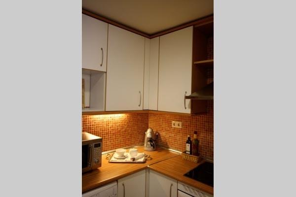 Cocina - Apartamento La Casa del Poeta